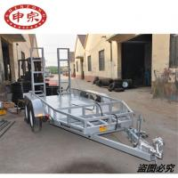 China Small Car Carrying Trailer Manufacturers on sale