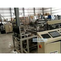 Buy cheap Black Fleece Gluing Robot Machine for Perforated metal ceiling Tile from wholesalers