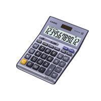 Buy cheap Casio Silver DF-120TERII Desktop Calculator DF-120TERII-S-EP from wholesalers