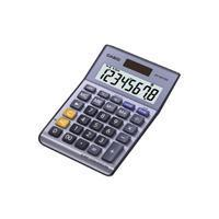 Buy cheap Casio Silver 8-Digit Currency Calculator MS-80VERII-S-EP from wholesalers