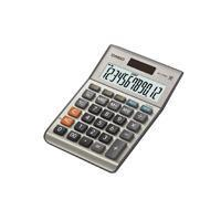 Buy cheap Casio 12-digit Cost/Sell/Margin/Tax Calculator Silver MS-120BM from wholesalers