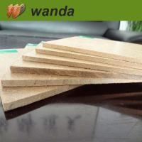 Buy cheap plywood plain hardboard sheet / 3mm masonite board for sale / brown color hard... from wholesalers