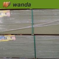 Buy cheap plywood Moisture Resistant MDF/ green core waterproof MDF Board from wholesalers