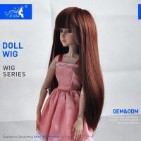 Buy cheap BJD Doll DIY Wire Handmade Curly Wigs Hair Curls Row Doll Wigs from wholesalers