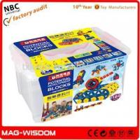Buy cheap 2016 Mag-Wisdom Magic Potential Development Building cheap Building Block for Toys 1188pcs Set from wholesalers
