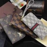 Buy cheap Item No.: LV GUCCI Leather Case For Samsung Phones from wholesalers