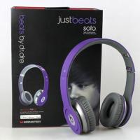 Buy cheap Item No.: Justbeats by Dr Dre Solo HD Headphones from wholesalers