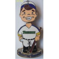 Buy cheap Cloisonne Bobblehead pin product