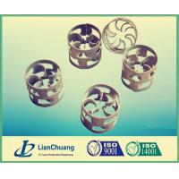 Buy cheap ss304 321 316L stainless steel pall ring from wholesalers