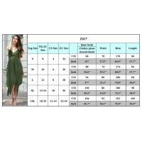 Buy cheap Plus Size Solid Women Summer Dresses from wholesalers