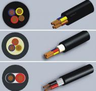 Buy cheap H05RN-F H07RN-F Flexible Rubber Cable product