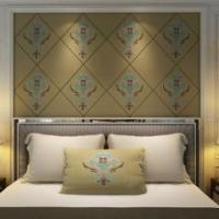 China Bedroom wall decorative panels 3d faux leather wall panel Item No.: JSD8903 on sale