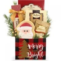 Buy cheap Merry Christmas Dog and Owner Gift Basket from wholesalers