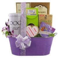 Buy cheap Valentine Friends Forever Dog and Owner Gift Basket from wholesalers