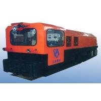 Locomotive CCG10/600(G) Explosion Proof Diesel Locomotive with Steel Rails