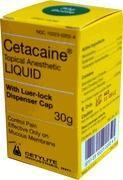 Buy cheap Anesthetics Cetacaine Topical 412-2661 from wholesalers