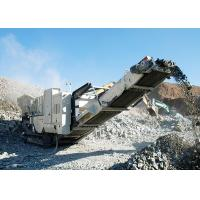 Buy cheap Tracked Mobile Jaw Crushing from wholesalers