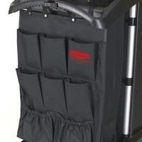 Buy cheap Xtra Accessory, Janitor Cleaning Cart Fabric 9-Pocket Organizer-[9T90BLA] from wholesalers