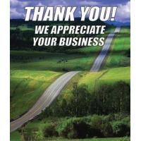 Buy cheap Wet Strength Latex Floor Mats - Custom (Package of 500) from wholesalers
