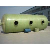 Buy cheap FRP Septic Tank - a Good Solution to Deal with Sewage from wholesalers