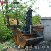 Buy cheap Clamshell grab for excavator from wholesalers