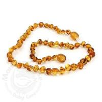 Buy cheap Baltic Amber Teething Necklace - Honey from wholesalers