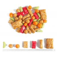 Puffing Rice Cracker Mix Food Snacks , Oyster Cracker Snack Mix Kosher Certificated