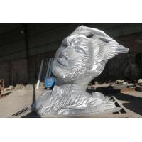 Buy cheap Hot Selling Modern Stainless Steel Sculpture for Sale from wholesalers