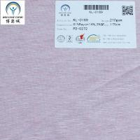 Buy cheap Coloured Fabrics knit rayon linen spandex fabric KL-0169 from wholesalers