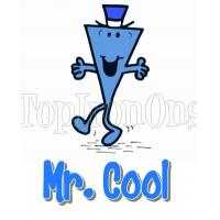 Buy cheap Mr. Men Cool and Little Miss T Shirt Iron on Transfer #28 from wholesalers