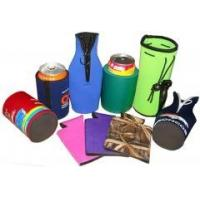 Buy cheap Customize promotional neoprene cooler bag, can cooler bag, bear cooler bag, wine bag, lunch bag product