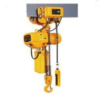 Buy cheap Electric Trolley Hoist from wholesalers
