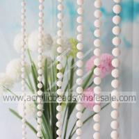 Buy cheap Decorating Idea 10MM Crystal Plastic Clasp Beaded--YZN004 from wholesalers