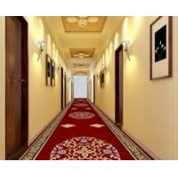 Buy cheap Red carpet Floral Carpet Color Design Pattern carpet For Corridor/Hallway from wholesalers