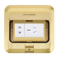 Buy cheap Miniature circuit breaker Golden pop-up socket from wholesalers
