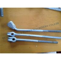 Buy cheap Thimble Straight Forged Galvanized Eye Bolt from wholesalers