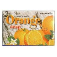 Buy cheap Nag Champa Orange Herbal Soap 75g *Aromatherapy from wholesalers