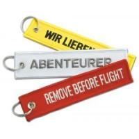 Buy cheap remove before flight keyring from wholesalers