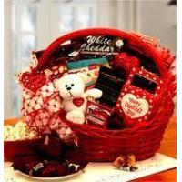 Buy cheap My Sugar Free Valentine Gift Basket from wholesalers
