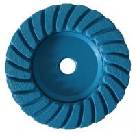 Turbo Cup Wheel For Granite