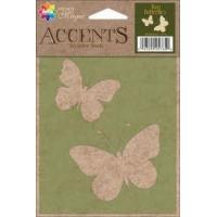 Buy cheap Delta Stencil: 2 butterflies Stencil from wholesalers