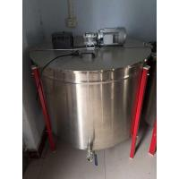 Buy cheap 20 Frame Honey Extractor with Stand Electrical for Sale Wholesale Stainless Steel Radial Extractor from wholesalers