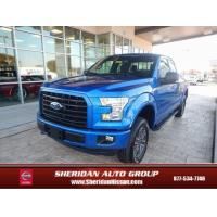 Buy cheap 2015 Ford F-150 XLT Truck from wholesalers