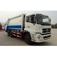 Buy cheap 6*4 dongfeng LHD RHD 16-18cbm garbage waste compactor truck for sale from wholesalers
