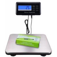 Buy cheap Large platform 60kg-300kg digital postal shipping weighing scale from wholesalers