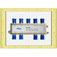 Buy cheap Satellite Splitter 8way SAT.splitter, Zinc die-casting housing with nickel plated, Drop Shipping from wholesalers