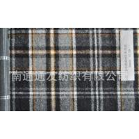 Buy cheap Check fabric Spun-dyed interwoven flannel from wholesalers