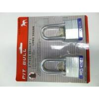 Buy cheap PADLOCK 50mm Dbl Pack Long Shank from wholesalers