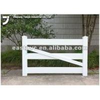 Buy cheap Vinyl Fencing Gate from wholesalers