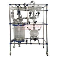 Buy cheap High Borosilicate Glass 3.3 Multi Purpose Process Reactor System for Lab Scale and Pilot Plants from wholesalers